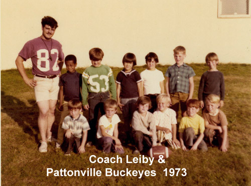 Coach Leiby & The Pattonville Buckeyes
