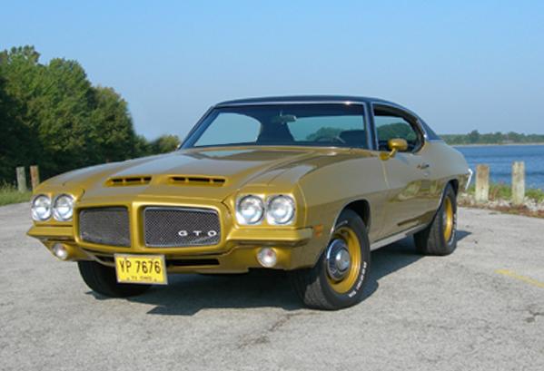 Norwalk Auto Auction >> 1971 455 GTO