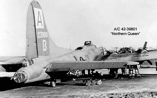 """Northern Queen"" 94th Bomb Group"