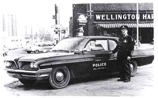 Jimmy West, Wellington, Ohio PD
