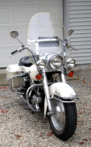 1965 Harley Panhead For Sale